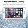 Anti-Scratch Clear Back Cover for iPhone 6/6s - TRANSPARENT