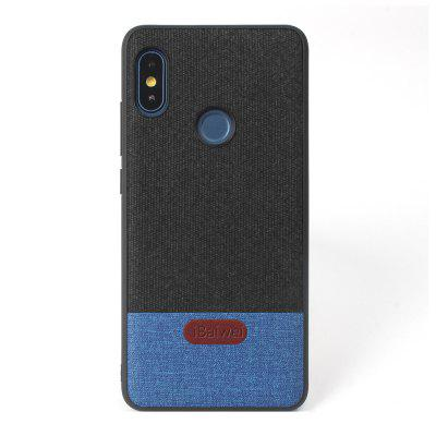 Simple and Stylish Cloth Stitching Anti-Fall Phone Case for Redmi Note 5