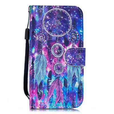 for SamSung S8 PLUS PU Wallet Leather Case 3D Painted Leather Case