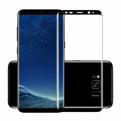 3D Curved Tempered Glass Full Screen Protector for Samsung Galaxy S8