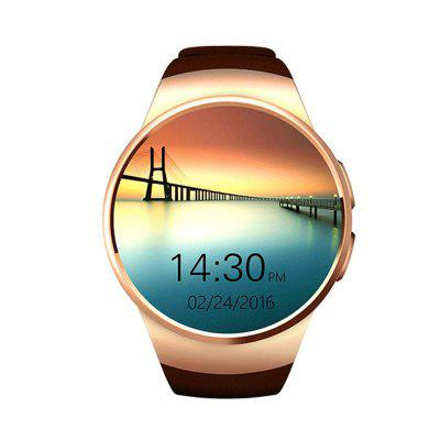 Smart Watch Supports SIM TF Sard Heart Rate Monitor Image
