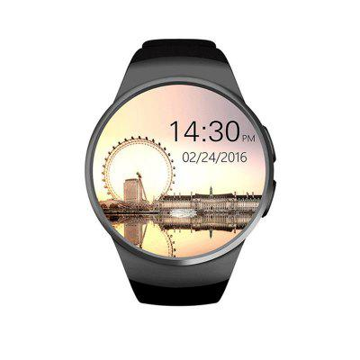 Smart Watch Supports SIM TF Sard Heart Rate Monitor