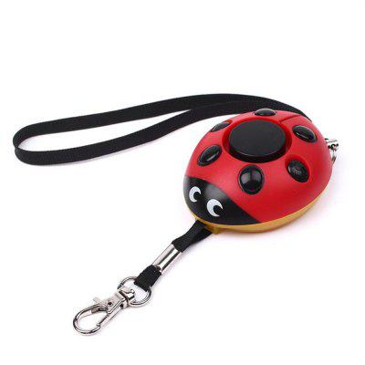Self Defense Alarm Security Keychain Durable Voice Alarm Device About 130DB