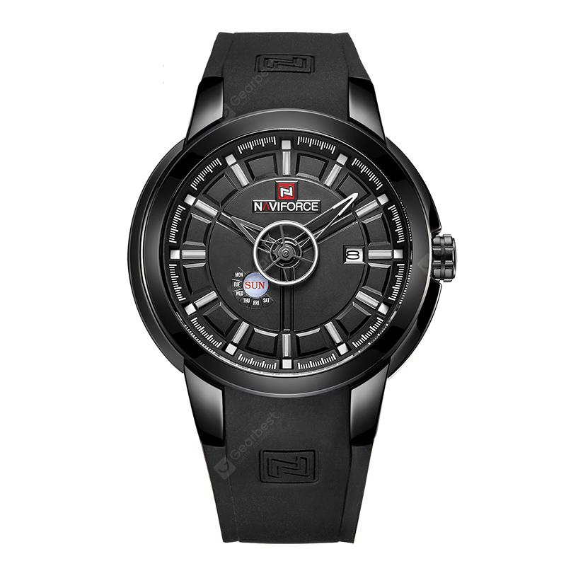 NAVIFORCE Sports Quartz Men's Watch