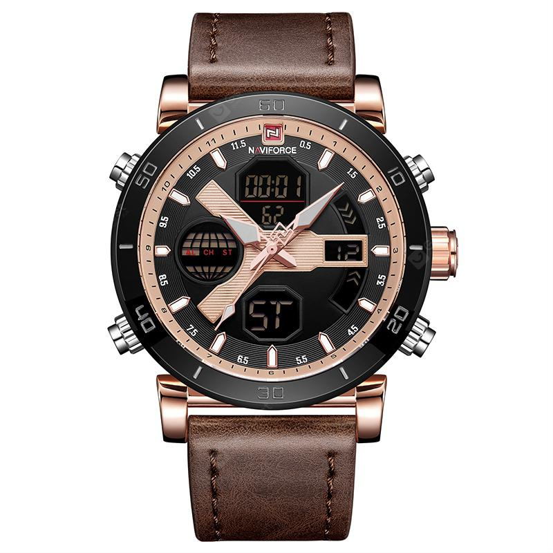 NAVIFORCE Sports Quartz fashion Watch