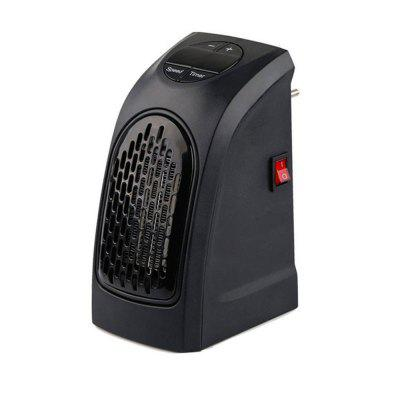 Portable Mini Handy Air Heater Warm Fan Blower Radiator Warmer Wall-outlet