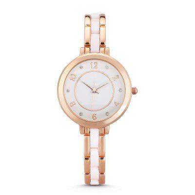 Comtex Lady Watch Fashion Classic Gold Color Sweet Ladylike SYL149042
