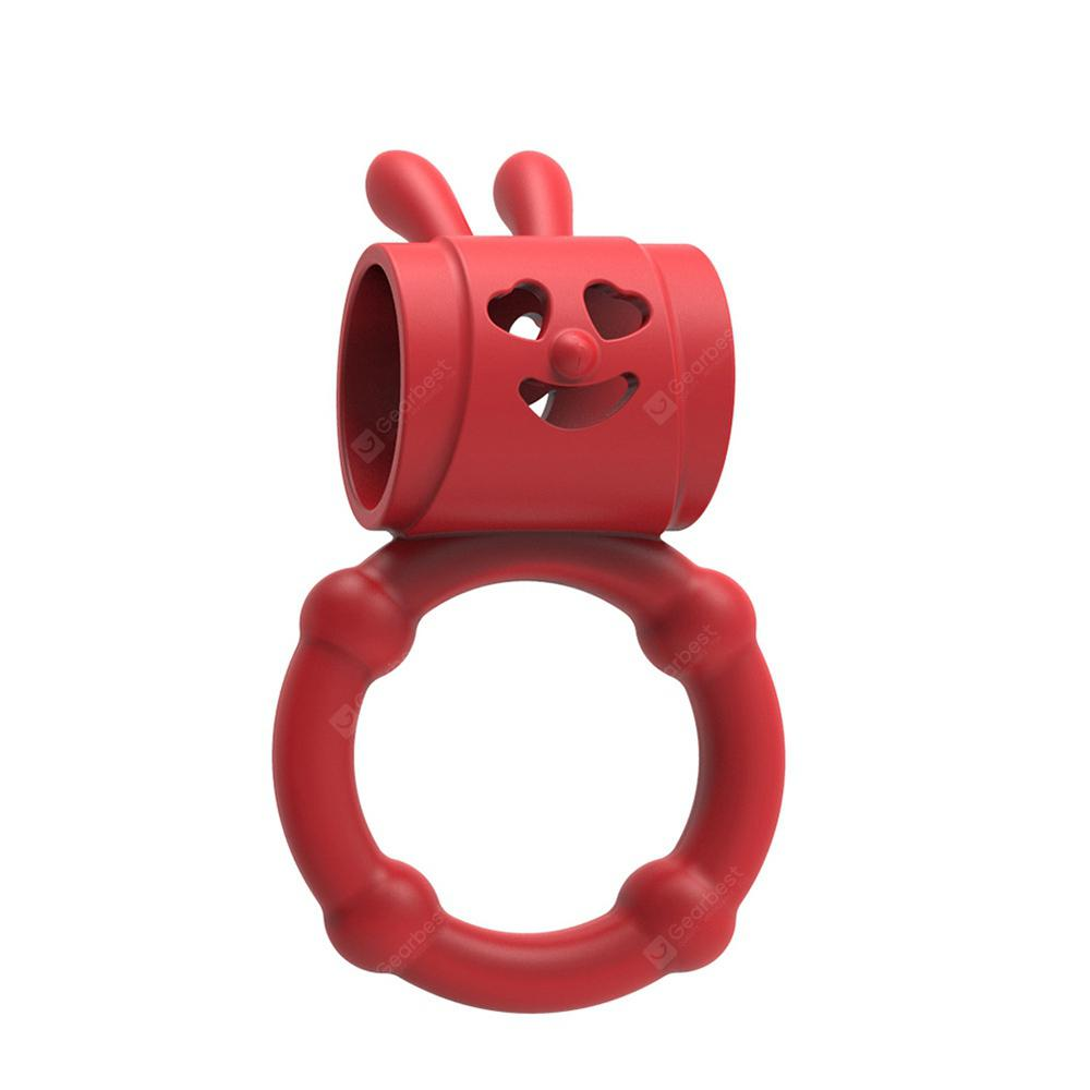 Silicone Vibrant Ring for Rabbit Lock Sperm Ring
