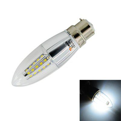 Lexing Lighting B22 7W 400LM 35 LEDS SMD 2835 AC/85-265V Candle light