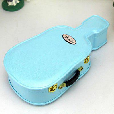 Guitar Music Box Plastic Violin Music Box Dancing Ballet Girl