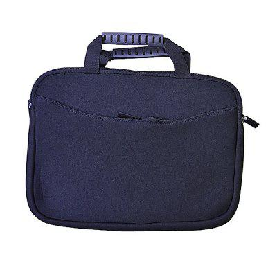 Laptop sleeve 10 inch 12 inch 13 14 15 inches 17 inches double zipper laptop bag