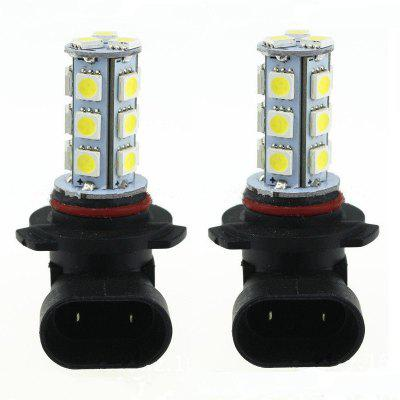 9005 9006 5050 18 SMD LED Bulb Lamp Backup Light Turn Signal Reverse 12V 2PCS