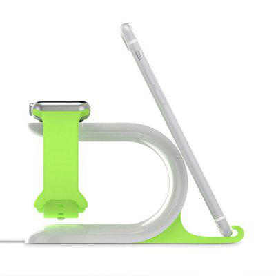 Cooho Mobile Phone Watch Tablet Stand Lazy Smart Charging Watch Base Stand