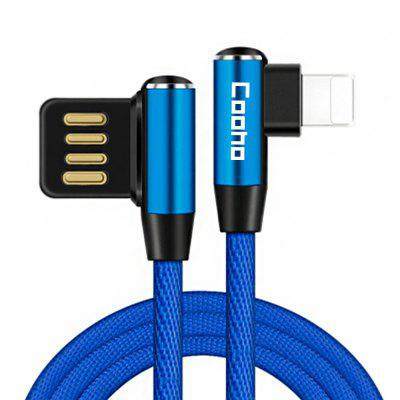 Cooho USB Cable for IPhone Cable Fast Charging Line Mobile Phone Charger