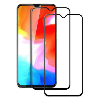 2PCS 3D Full Cover Tempered Glass Protector pro OnePlus 6T