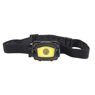 UltraFire UF-W11 5W 600LM 5-SPEED Outdoor Dual-Source LED Industrial Headlights