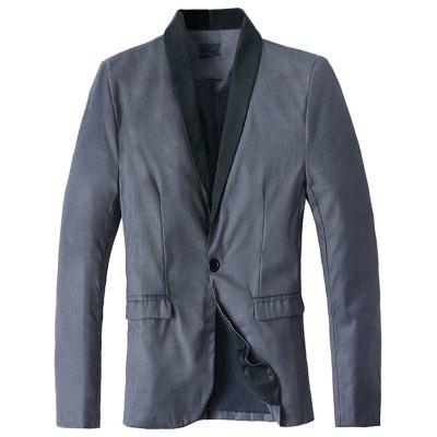 Mode Revers One Button Herren Blazer
