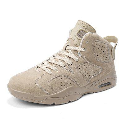 High - End Retro Trend Cotton Shoes Mens Sneakers