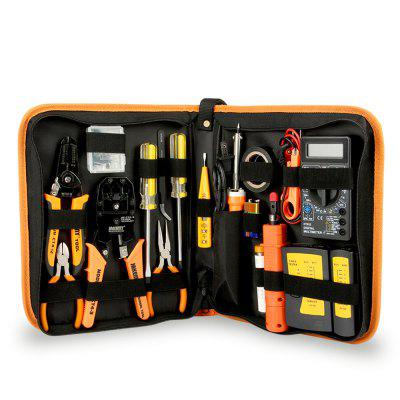 17 in 1 Network Electronic Maintenance Tools Set Soldering Iron
