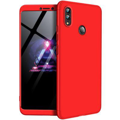 3 in 1 360 Degree Full Body Hard PC Back Cover Case for Huawei Honor Note 10