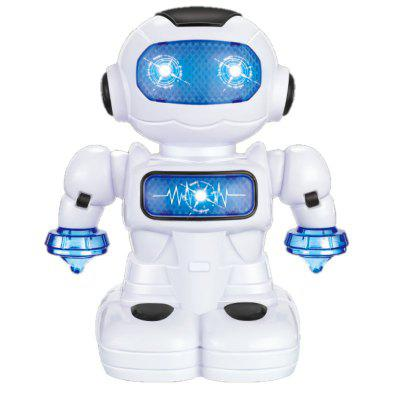 Intelligent Early Education Music Dancing Electric Robot Kerstcadeaus voor Kid