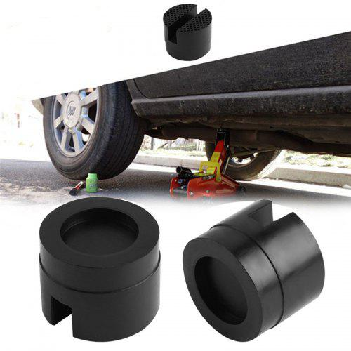 1PCS Universal Black Jacking Pad Block for Car Tire Replacement