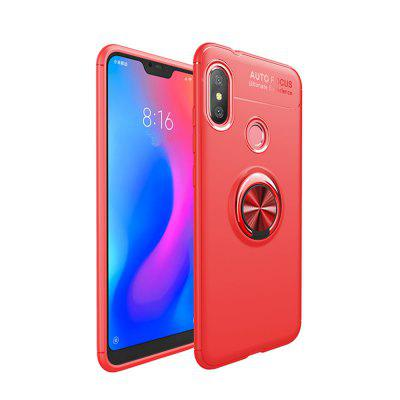Ring Stealth Kickstand Degree Rotating Grip Cover Case for Xiaomi Redmi 6PRO