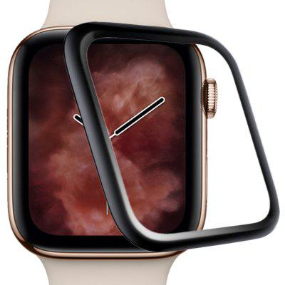 3D Curved Full Cover Tempered Glass for iWatch 4 Screen Protector Film