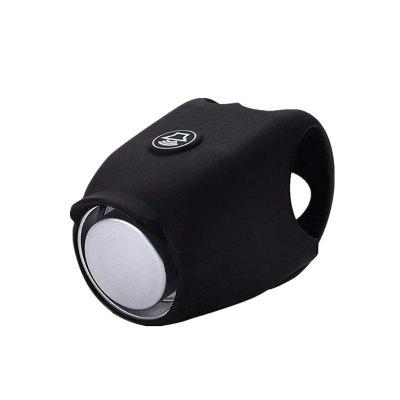 Mountain Bike Electric Horn Bicycle Silicone Bell Outdoor Riding Equipment