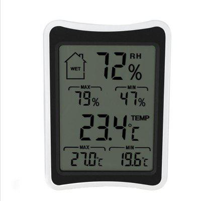 Digital Hygrometer Indoor Thermometer Humidity Monitor