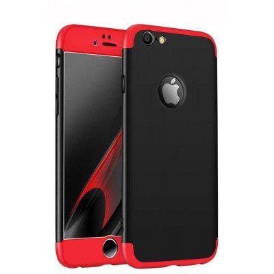 360 Full Protection 3 in 1 Ultra Slim Protective Hard PC for iPhone 6/6s Plus
