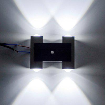 YWXLight 4W LED Wall Sconce Modern Decorative Spot Lights AC110 - 240V