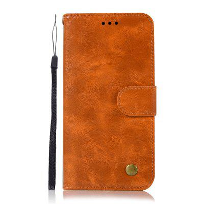 для Samsung Galaxy J6 Plus Phone Case Fashion PU Flip Wallet Leather Cover