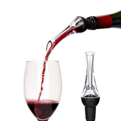 Creative Wine Aerator Pourer Premium Aerating Pourer and Decanter Spout