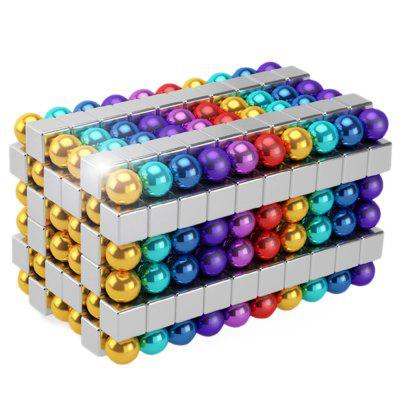 DIY Magnetic Balls Block