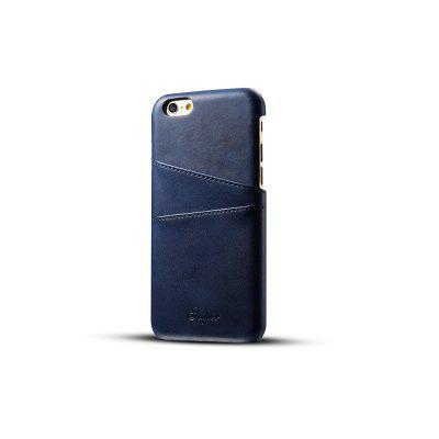 Кожаный кошелек Vintage Card ID Holder Slot Slim Case для iphone 6 Plus