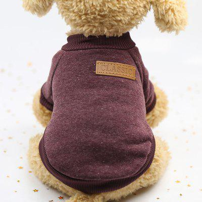 Fashion Sweater Sweater Pet Clothing Pet Clothing Cat Clothing Dog Clothing