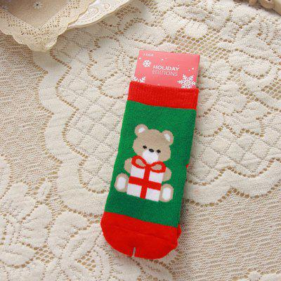 High Quality Christmas Socks with Thick Terry To Keep Warm New Year'S Day Socks