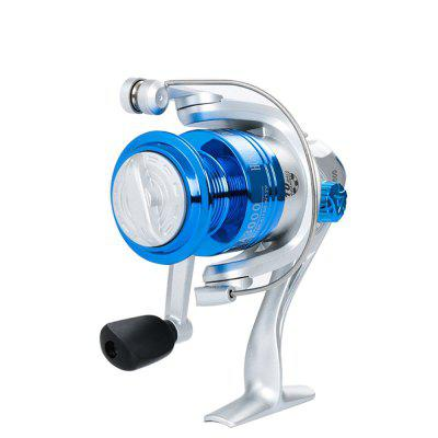 Ultralight Smooth Powerful Spinning Reels for Freshwater Saltwater Bass Fishing