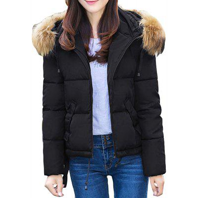 short Slim Winter Jackets Women 2018 Down Jacket Women Outerwear Winter Coat