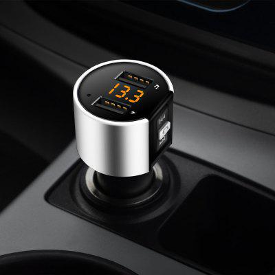 Bluetooth Fm Transmitter Wireless Radio Adapter MP3 Player Car USB Charger