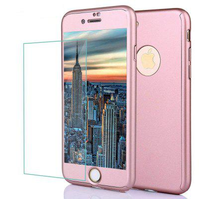 Full Body  Protective Hard PC Case with Screen Protector for iPhone 6/6s plus