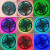 RGB LED Light Strip 5M 3535SMD 600LEDs DC12V for Home Hotel KTV Party Decoration - MULTI