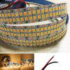 Super Bright LED Light Strip 5M 2400LEDs DC12V for Home KTV Party Decoration - WARM WHITE