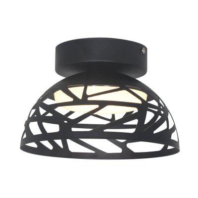 Retro Creative Bird's Nest Flush Mount Ceiling Lights Kitchen