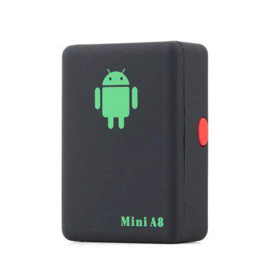 Mini A8 Rastreador Global Tempo Real GPS GSM Carro Rastreamento De Energia GPS