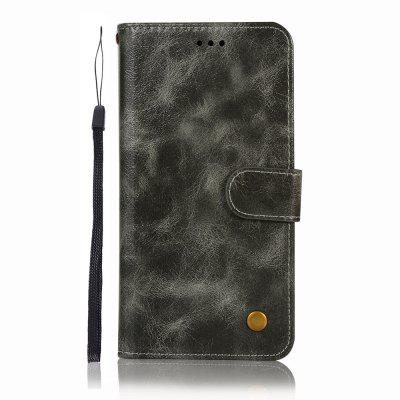for Samsung Galaxy A7 2018 Phone Case Fashion PU Flip Wallet Leather Cover