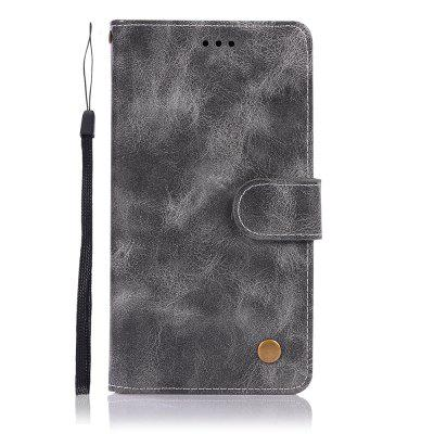 для Samsung Galaxy J4 2018 Телефонный чехол (EU Version) PU Flip Wallet Leather Cover