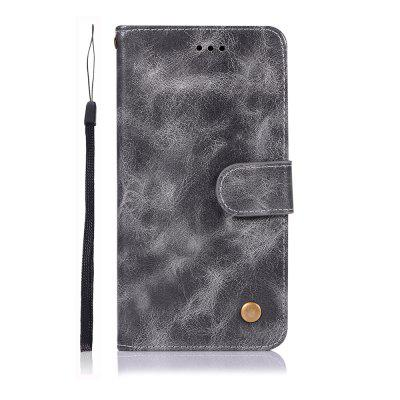 for Samsung Galaxy J3 Star / Amp Prime  Phone Case PU Flip Wallet Leather Cover