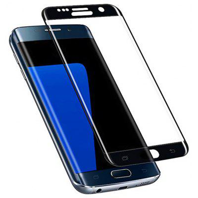 3D Curved Tempered Glass Full Screen Protector for Samsung Galaxy S6 Edge